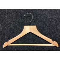 Childrens Wooden Hanger 30cm