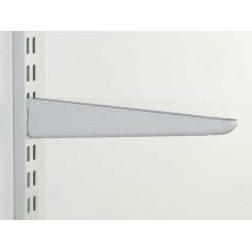 10 White Shelf Brackets To Fit Uprights