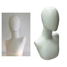 Female Plastic Mannequin Head