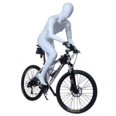 Cycling Male Mannequin