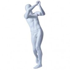Male Golf Mannequin