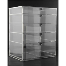 Make-up Storage Organiser 5 Drawer