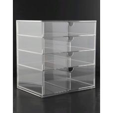 Make-up Storage Organiser 4 Drawer