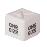 'One Size' Cube Markers. Bag Of 50