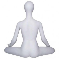 Yoga Mannequin Sitting Female