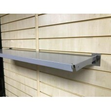 Silver Metal Shelves 1000mm