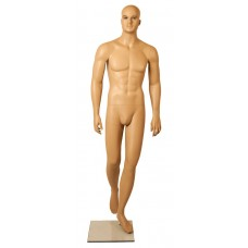 Visage Male Mannequin Walking VCM4
