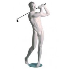 Luxury Male Golf Mannequin