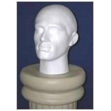 Male Polystyrene Head