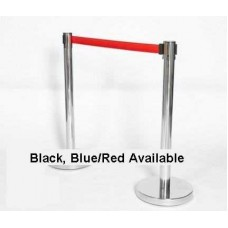Retractable Barrier Rope