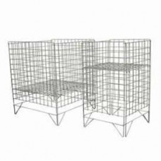 Wire Square Dump Bins