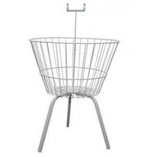 24'' Round Dump Bin Basket