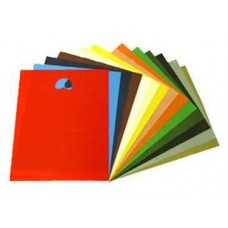 "Coloured Spectral Polythene Bags 15"" x 18"""