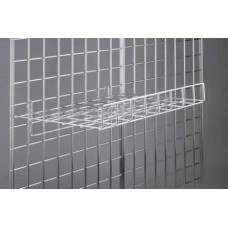 Mesh Shelf - Flat With Lip x 4