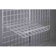 Mesh Shelf - Slanted With Lip x 4