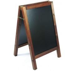 Wooden Chalkboard